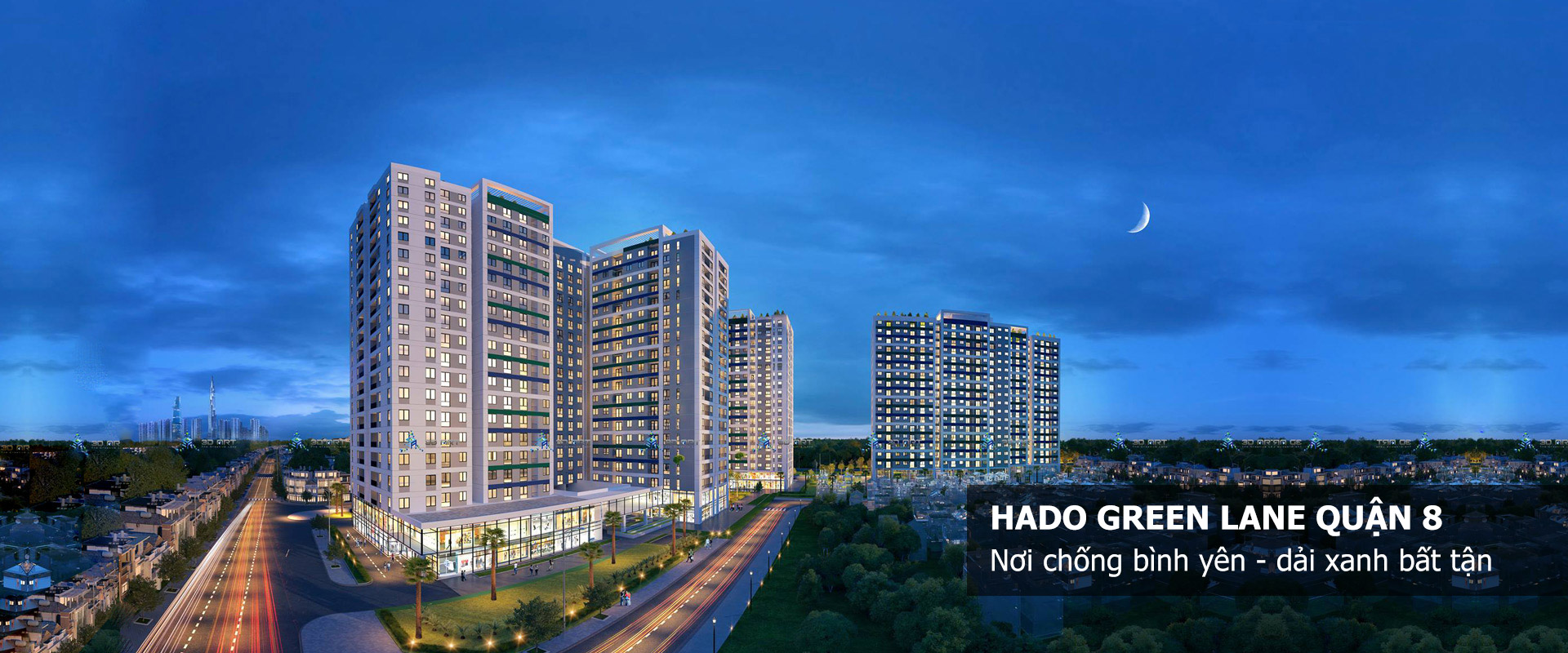 HaDo Green Lane Quận 8