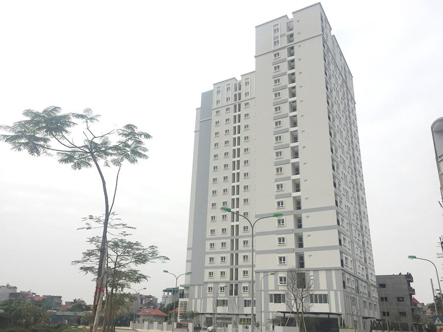 Căn hộ cao cấp Him Lam Q.Long Biên đóng 380 tr nhận nhà ở ngay