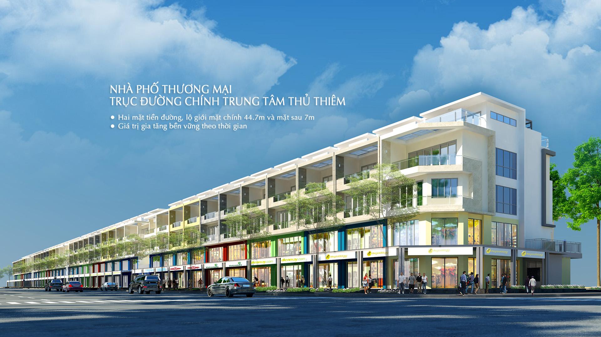 Khu đô thị Sala Đại Quang Minh quận 2 – Nơi hội tụ những giá trị tinh hoa cuộc sống 1