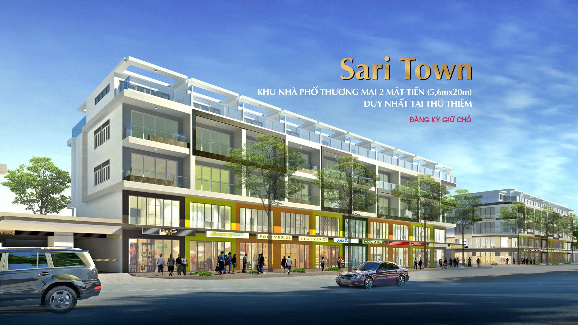 Khu đô thị Sala Đại Quang Minh quận 2 – Nơi hội tụ những giá trị tinh hoa cuộc sống 2